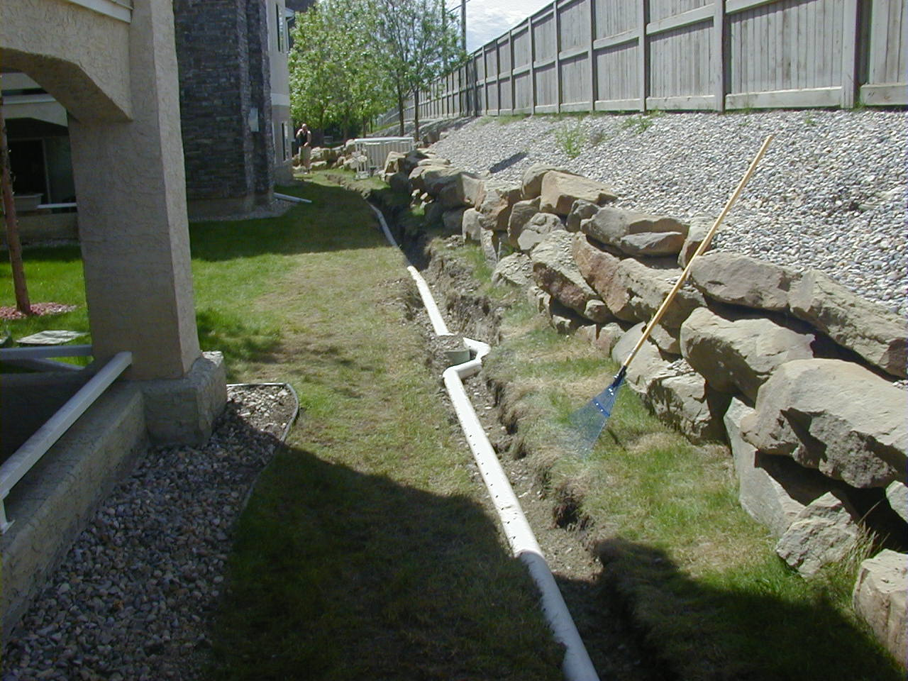 what is a french drain affordable and professional