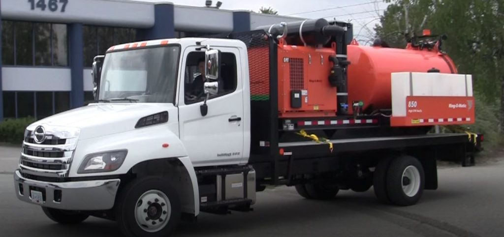 Vacuum Truck